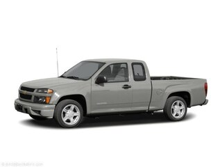 2005 Chevrolet Colorado Truck Extended Cab