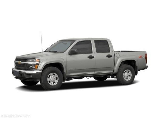 Used 2005 Chevrolet Colorado LS w/Z71 Truck Crew Cab T381505B in Marysville, WA