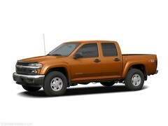 Used  2005 Chevrolet Colorado LS w/Z71 Truck Crew Cab for Sale in Greeley, CO
