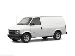 2005 Chevrolet Astro 111.2 WB RWD Full-size Cargo Van