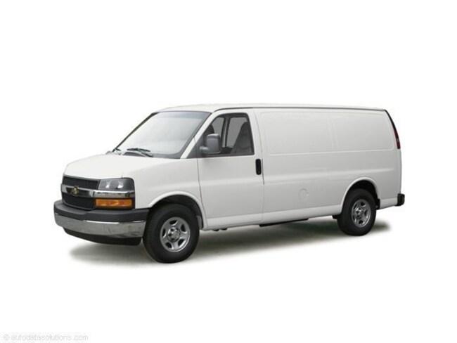2005 Chevrolet Express Van G3500 Extended Cargo Van
