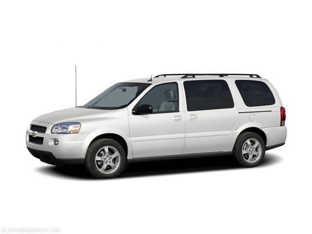 2005 Chevrolet Uplander LS Minivan