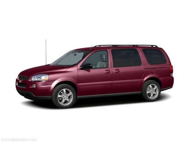 Used 2005 Chevrolet Uplander Base Minivan/Van Brighton, MI