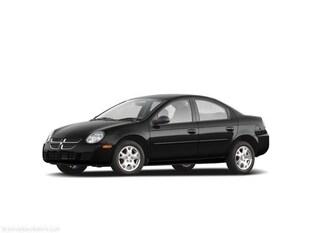 2005 Dodge Neon SXT Sedan
