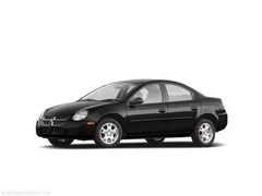 2005 Dodge Neon SXT 4dr Car