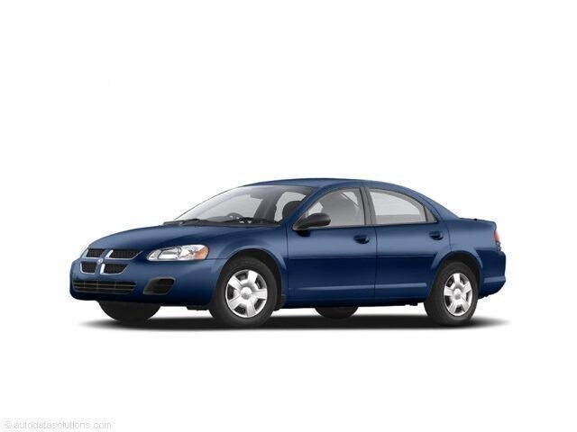 Used 2005 Dodge Stratus For Sale in Erie PA | Vin