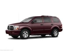 used 2005 Dodge Durango SLT SUV for sale in racine wi
