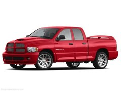 Used 2005 Dodge Ram 1500 SRT-10 Truck Quad Cab 3D3HA18H15G814717 19R12K