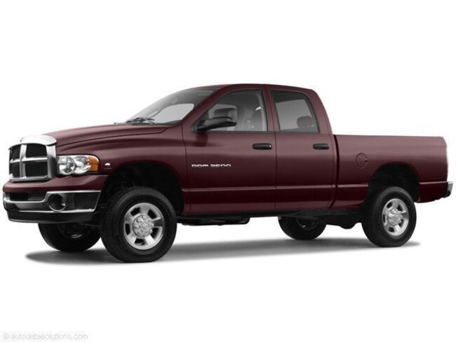 Used 2005 Dodge Ram 2500 Truck Quad Cab For sale near Maryville TN