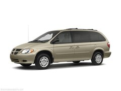 2005 Dodge Grand Caravan SXT Front-wheel Drive Passenger Van