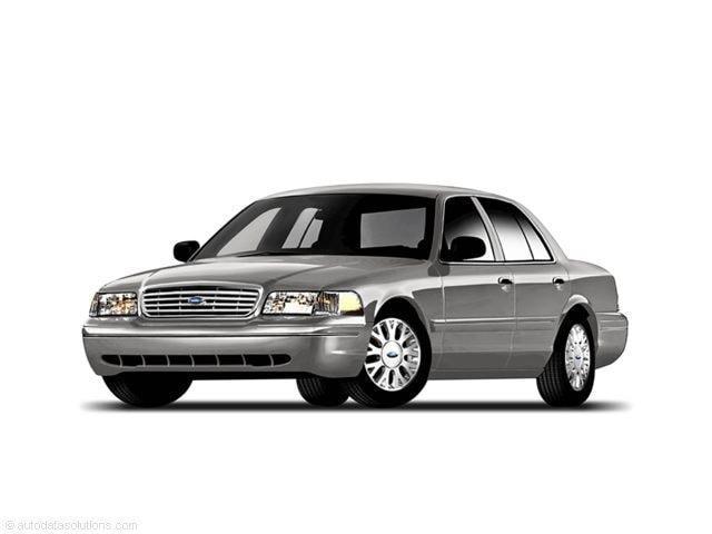 2005 Ford Crown Victoria Lxlx Spor Sedan