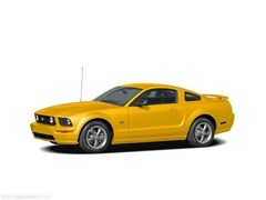 2005 Ford Mustang Coupe