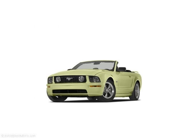 2005 Ford Mustang Deluxe Convertible