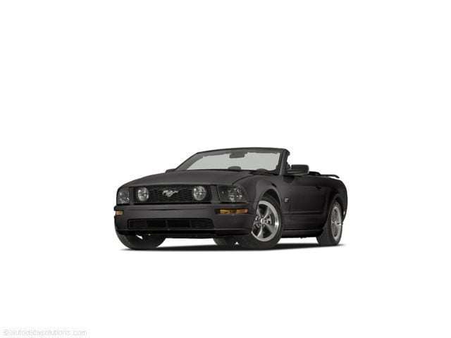 2005 Ford Mustang Delu Convertible