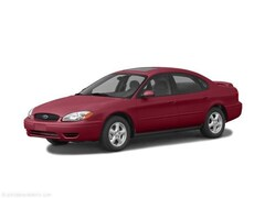 Bargain Vehicles 2005 Ford Taurus SE Sedan in Benton Harbor, MI