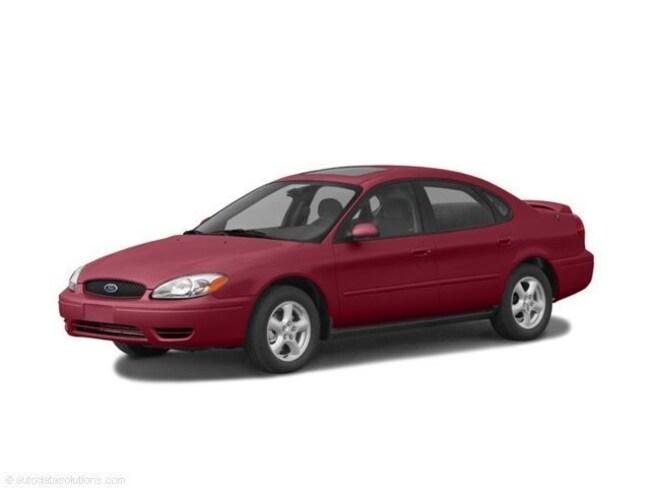 2005 Ford Taurus SEL Sedan