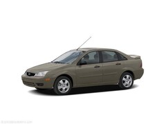 2005 Ford Focus ZX4 Sedan