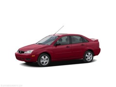 2005 Ford Focus ZX4 Sedan 1FAFP34N25W280334