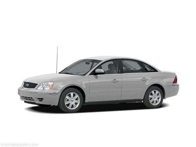 2005 Ford Five Hundred SE Sedan for sale in Sanford, NC at US 1 Chrysler Dodge Jeep
