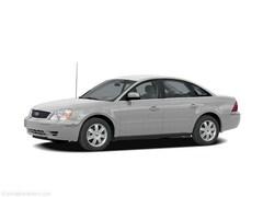 2005 Ford Five Hundred SEL Sedan