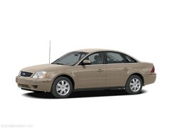 2005 Ford Five Hundred Limited Sedan