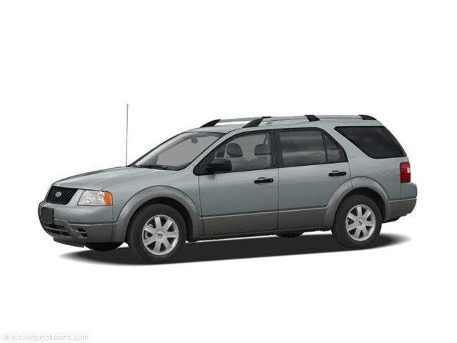 Used 2005 Ford Freestyle SEL Wagon For Sale DeKalb, IL
