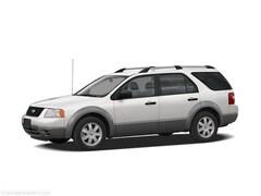 Bargain Used 2005 Ford Freestyle SEL Wagon Redding, CA