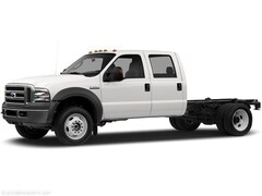2005 Ford F-450 Chassis Truck Crew Cab