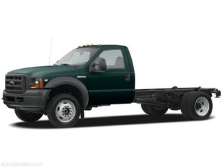 New 2005 Ford F-550 Chassis Truck Regular Cab in Danbury, CT