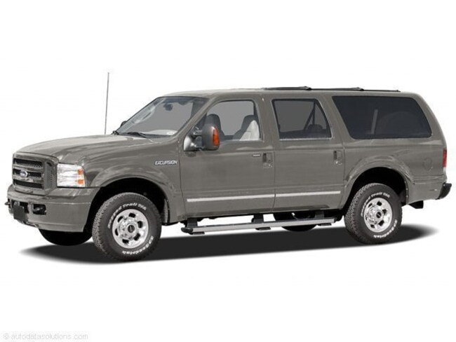 Used 2005 Ford Excursion Limited 137 WB 6.0L  4WD SUV for sale in Charlotte, NC