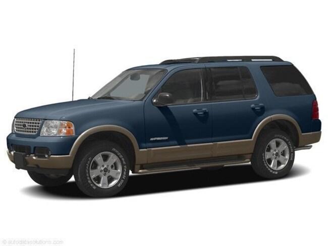 2005 Ford Explorer 4dr 114 WB 4.0L XLT Sport 4WD Sport Utility