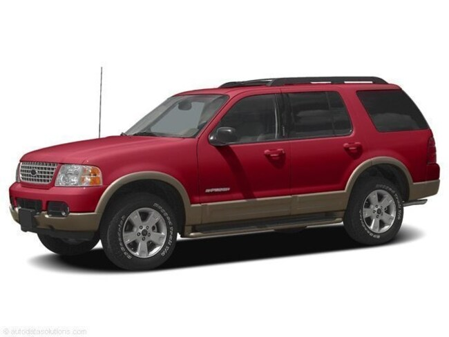 Used 2005 Ford Explorer For Sale At Gerald Ford Vin 1fmzu73w35za75780