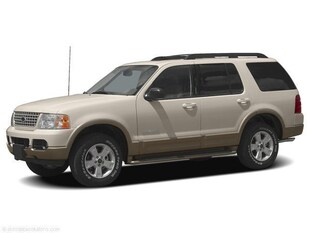 2005 Ford Explorer Limited 4X4 w/ Sunroof & Remote Start SUV