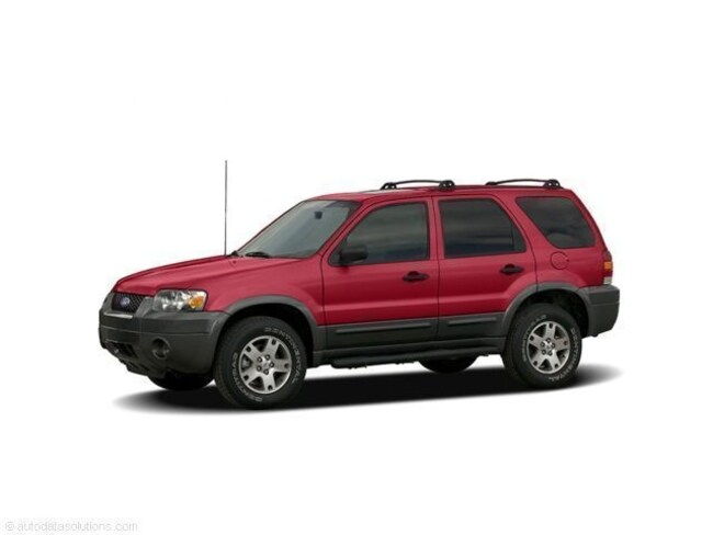 2005 Ford Escape 4WD XLT