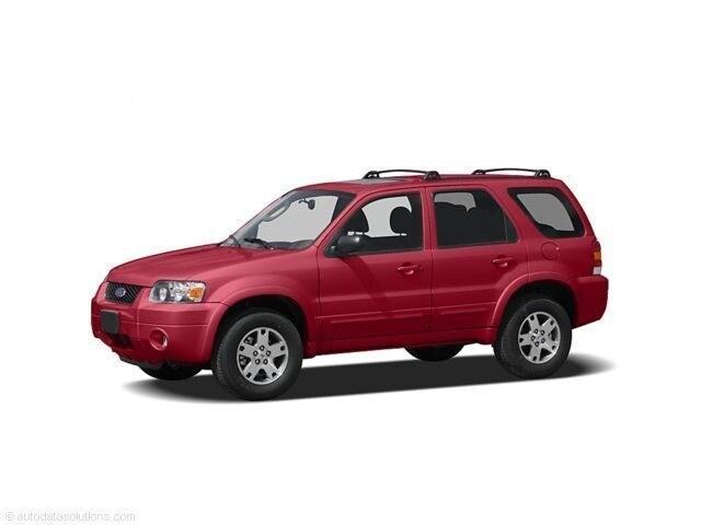 2005 Ford Escape Limited 3.0L Automatic SUV