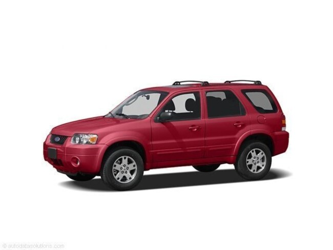 2005 Ford Escape Limited 103 WB 3.0L Limited 4WD
