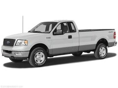 Used 2005 Ford F-150 STX Truck less than $10k near Akron, Ohio