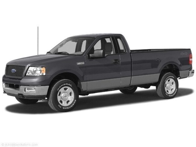 2005 Ford F150 4WD XLT Full Size Truck