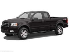 Used 2005 Ford F-150 XLT Supercab 145 Truck Super Cab serving Houston