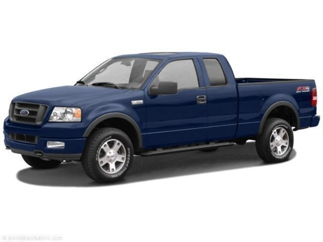 2005 Ford F-150 FX4 Extended Cab Truck