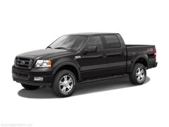 2005 Ford F-150 Truck SuperCrew Cab