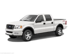 2005 Ford F-150 SuperCrew XLT Truck SuperCrew Cab