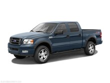 2005 Ford F-150 Lariat Truck SuperCrew Cab