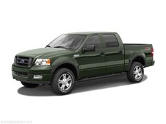 2005 Ford F-150 Lariat Crew Cab Short Bed Truck