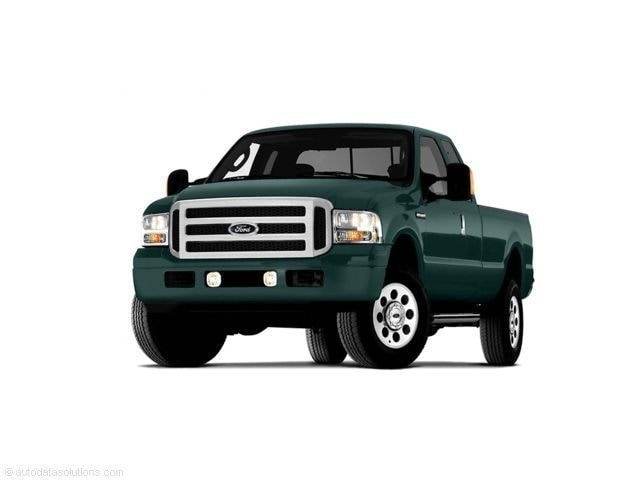 2005 Ford F-250 Super Duty Extended Cab Truck