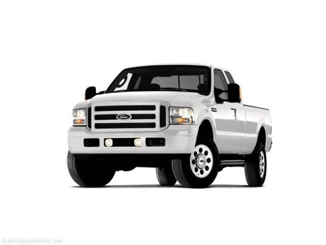 2005 Ford F-250 Extended Cab Truck