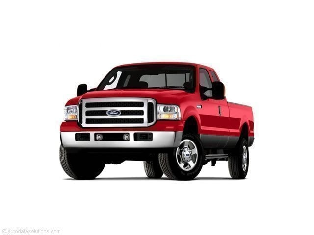 2005 Ford F-350 Extended Cab Truck