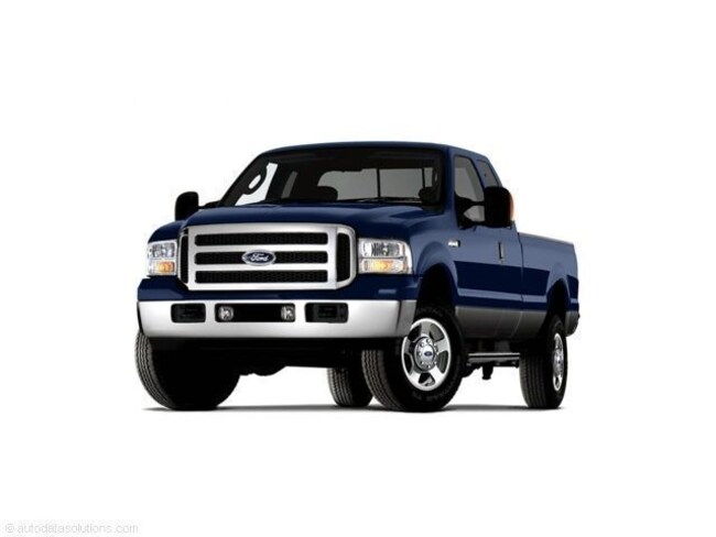 2005 Ford F-350 Truck Extended Cab