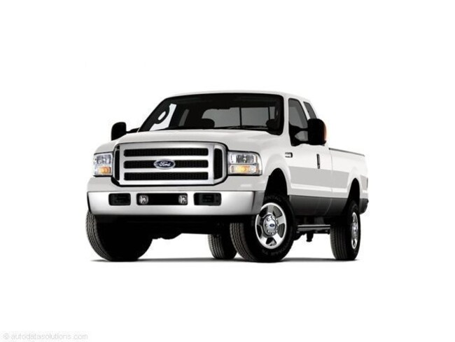 2005 Ford F-350 XLT Extended Cab Truck