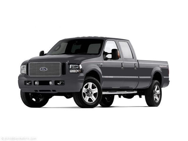 2005 Ford F-350SD Lariat Truck
